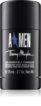 Mugler A*Men desodorizante em stick para homens