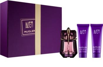 Mugler Alien zestaw upominkowy dla kobiet