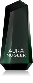 Mugler Aura тоалетно мляко за тяло за жени
