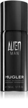 Mugler Alien deodorante spray per uomo