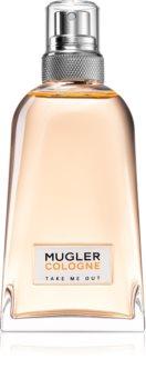 Mugler Cologne Take Me Out туалетная вода унисекс