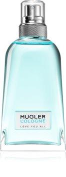 Mugler Cologne Love You All toaletna voda uniseks