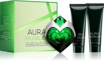 Mugler Aura set cadou I. pentru femei