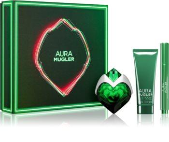 Mugler Aura подарочный набор II. для женщин