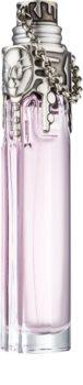 Mugler Womanity eau de parfum recarregável para mulheres