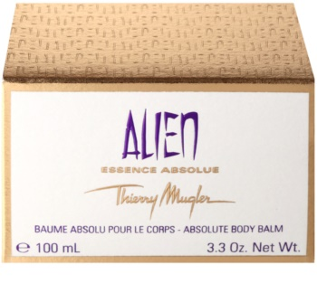 Mugler Alien Essence Absolue emulsión corporal para mujer 100 ml