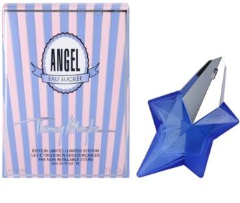 Mugler Angel Eau Sucree 2015 eau de toilette para mujer 50 ml