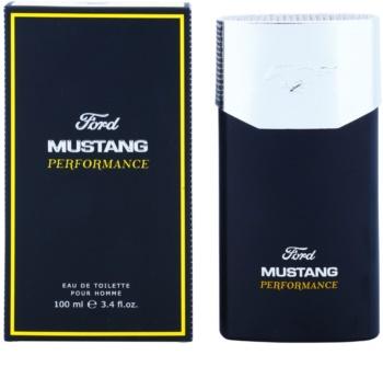 Mustang Mustang Performance Eau de Toilette para homens