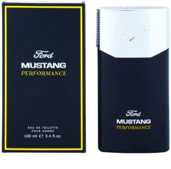 Mustang Mustang Performance Eau de Toilette per uomo