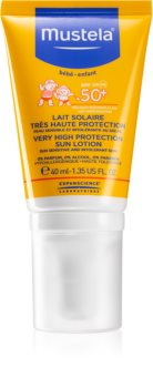 Mustela Solaires zaštitna krema za lice SPF 50+