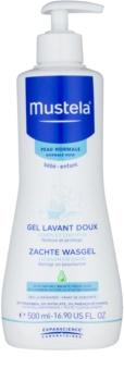 Mustela Bébé Bain tělový a vlasový mycí gel pro děti