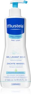 Mustela Bébé Bain τζελ καθαρισμου για σώμα και μαλλιά για παιδιά