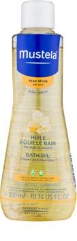 Mustela Bébé Dry Skin huile de bain