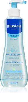 Mustela Bébé PhysiObébé água de limpeza para crianças