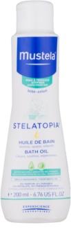 Mustela Bébé Stelatopia olio da bagno rilassante per neonati