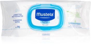 Mustela Bébé tisztító törlőkendő gyermekeknek