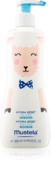 Mustela Bébé Hydra Bébé lapte de corp hidratant pentru nou-născuți și copii editie limitata