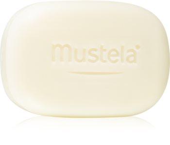 Mustela Bébé нежен сапун за деца от раждането им
