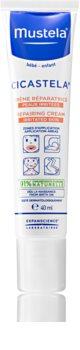 Mustela Bébé Cicastela Reparerende creme til børn fra fødslen