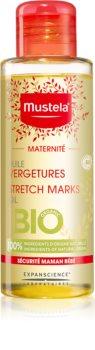 Mustela Maternité масло-грижа за профилактика на стрии