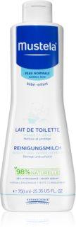 Mustela Bébé Toillete mlijeko za čišćenje za djecu