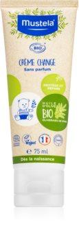 Mustela BIO crème anti-érythème pour bébé