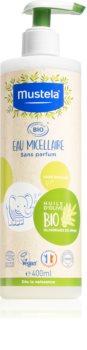 Mustela BIO eau micellaire pour bébé