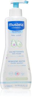 Mustela Bébé PhysiObébé eau nettoyante pour bébé
