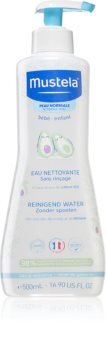 Mustela Bébé PhysiObébé почистваща вода за деца от раждането им
