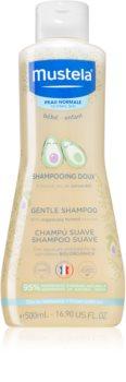 Mustela Bébé delikatny szampon dla dzieci od urodzenia