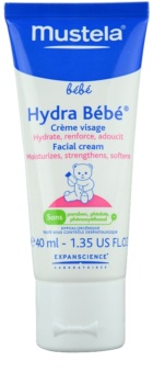 Mustela Bébé Hydra Bébé hidratáló arckrém gyermekeknek születéstől kezdődően