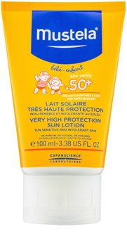 Mustela Solaires Sonnenmilch SPF 50+