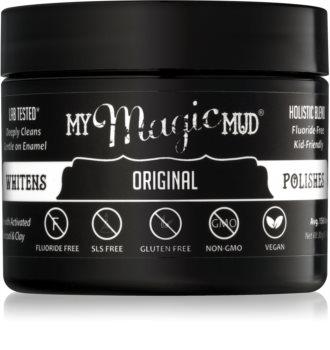 My Magic Mud Activated Charcoal отбеливающий зубной порошок с активированным углем
