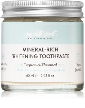My White Secret Mineral - Rich Whitening Toothpaste With Minerals