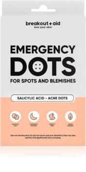 My White Secret Breakout + Aid Emergency Dots lokalna njega protiv akni na licu, dekolteu i leđima