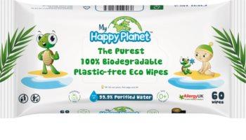 My Happy Planet Wipes vlhčené čisticí ubrousky pro děti