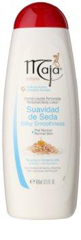 Myrurgia Maja leche corporal para mujer 400 ml