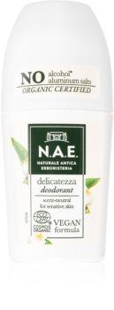 N.A.E. Delicatezza Deodorant roll-on pentru piele sensibila