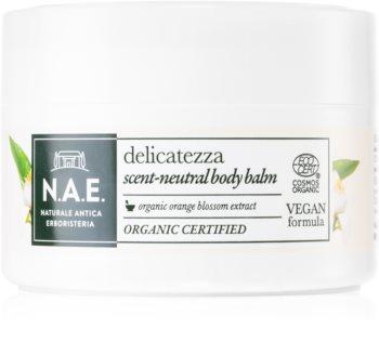 N.A.E. Delicatezza crème pour le corps apaisante