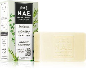 N.A.E. Freschezza sapone detergente solido per il corpo