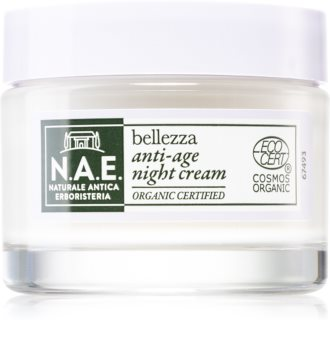 N.A.E. Bellezza Nachtcreme gegen Falten
