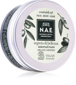 N.A.E. Segreto di Bellezza Universalcreme für Gesicht, Körper und Haare