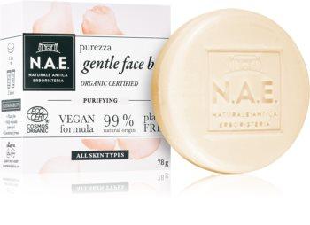 N.A.E. Purezza sapone detergente solido per il viso