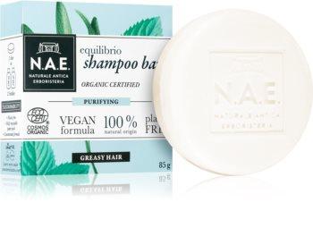 N.A.E. Equilibrio Organisches Shampoo als Waschstück