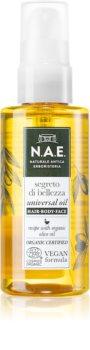N.A.E. Segreto di Bellezza подхранващо олио за лице, тяло и коса