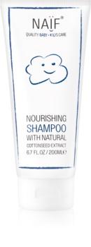 Naif Baby & Kids nährendes Shampoo Für die Kopfhaut der Kinder