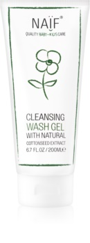 Naif Baby & Kids Cleansing Wash Gel for Kids & Babies
