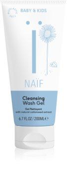 Naif Baby & Kids čisticí a mycí gel pro děti a miminka