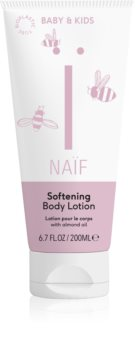 Naif Baby & Kids απαλυντικό γάλα για το σώμα για παιδιά