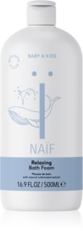 Naif Baby & Kids bain moussant relaxant